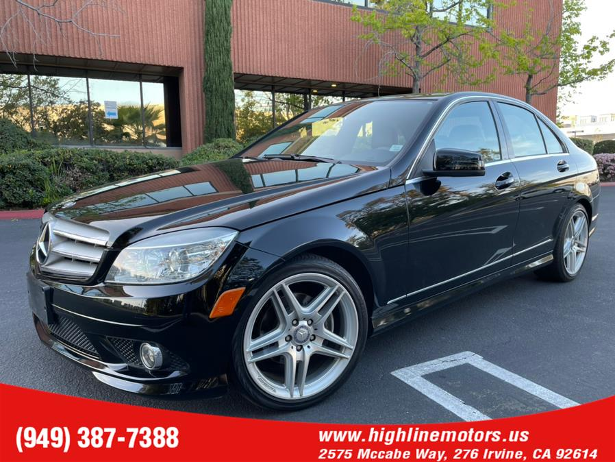 Used 2010 Mercedes-Benz C 300 AMG in Irvine, California | High Line Motors LLC. Irvine, California