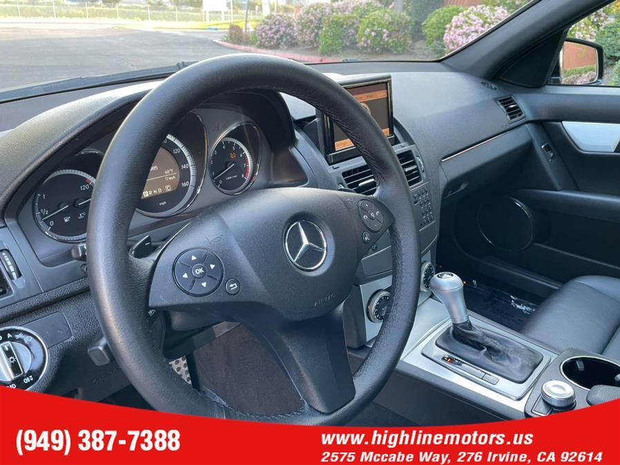 Used Mercedes-Benz C 300 AMG 4dr Sdn C 300 Sport RWD 2010 | High Line Motors LLC. Irvine, California