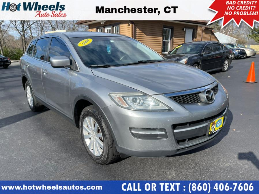 Used 2009 Mazda CX-9 in Manchester, Connecticut | Hot Wheels Auto Sales LLC. Manchester, Connecticut