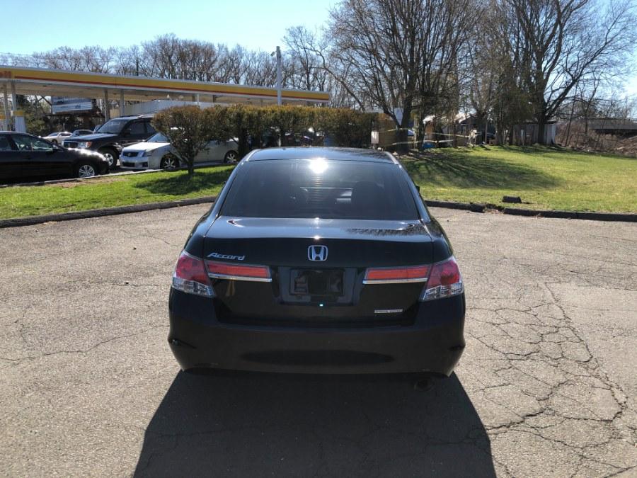 Used Honda Accord Sedan 4dr I4 Auto SE 2012   Ledyard Auto Sale LLC. Hartford , Connecticut