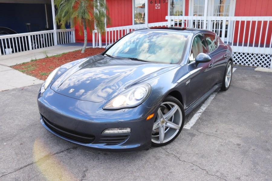 Used 2011 Porsche Panamera in Winter Park, Florida | Rahib Motors. Winter Park, Florida