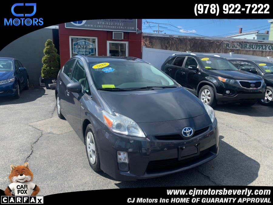 Used 2010 Toyota Prius in Beverly, Massachusetts | CJ Motors Inc. Beverly, Massachusetts