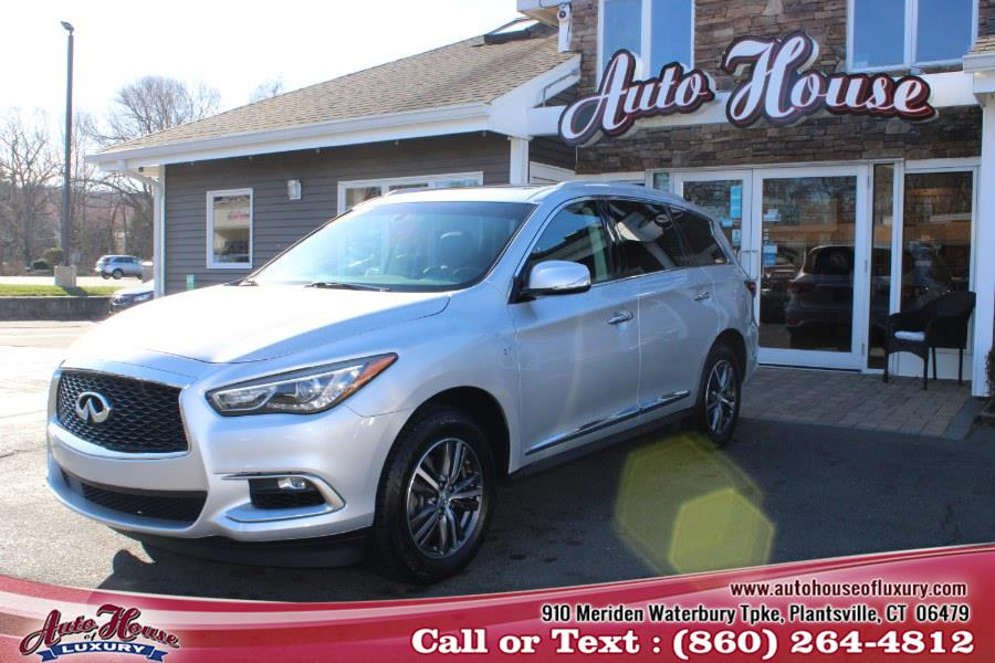 Used 2016 INFINITI QX60 in Plantsville, Connecticut | Auto House of Luxury. Plantsville, Connecticut