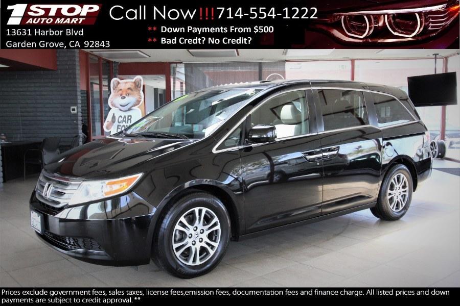 Used 2013 Honda Odyssey in Garden Grove, California | 1 Stop Auto Mart Inc.. Garden Grove, California