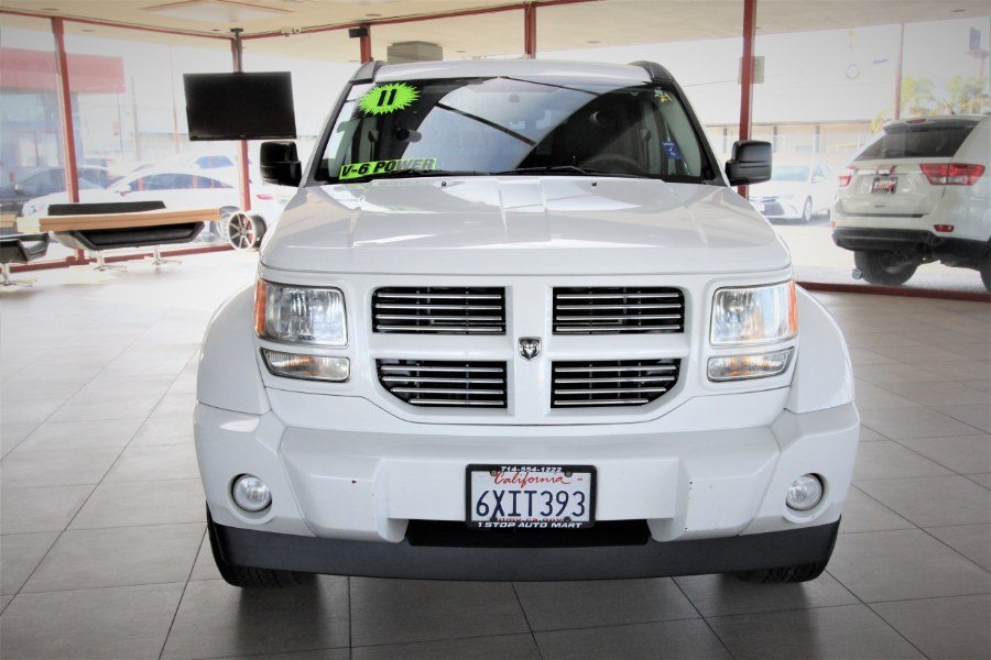 Used Dodge Nitro 2WD 4dr Heat 2011   1 Stop Auto Mart Inc.. Garden Grove, California