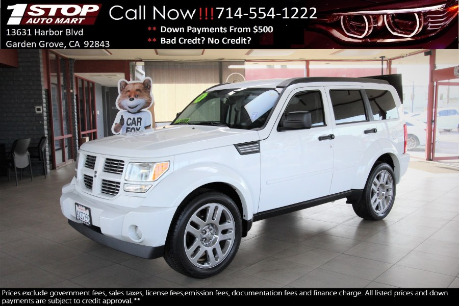 Used Dodge Nitro 2WD 4dr Heat 2011 | 1 Stop Auto Mart Inc.. Garden Grove, California