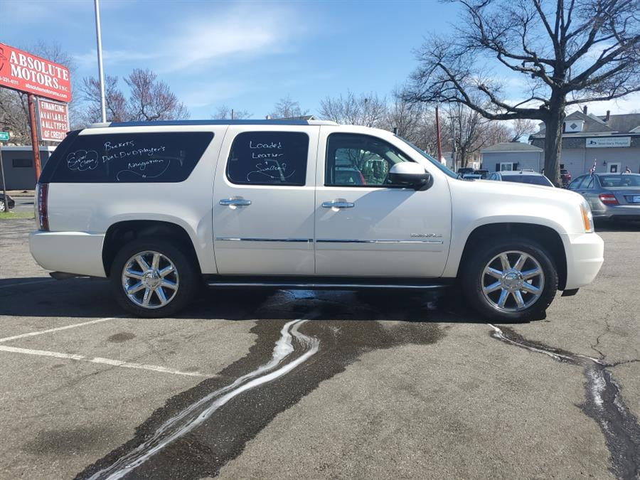 Used GMC Yukon XL AWD 4dr 1500 Denali 2013 | Absolute Motors Inc. Springfield, Massachusetts