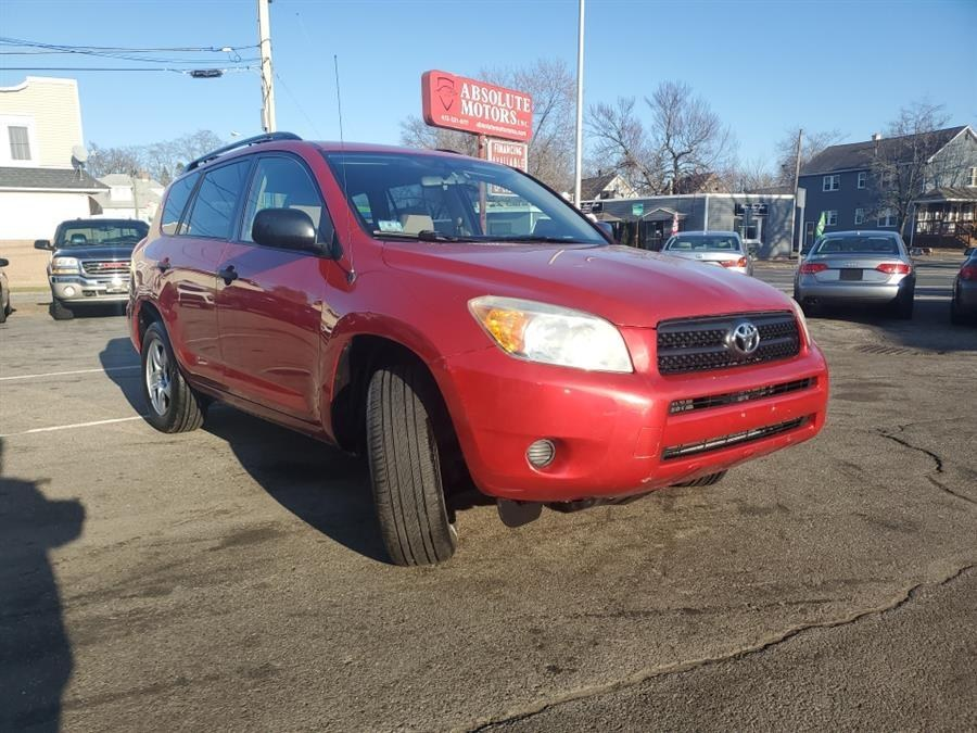 Used Toyota RAV4 4WD 4dr 4-cyl 4-Spd AT (SE) 2008 | Absolute Motors Inc. Springfield, Massachusetts