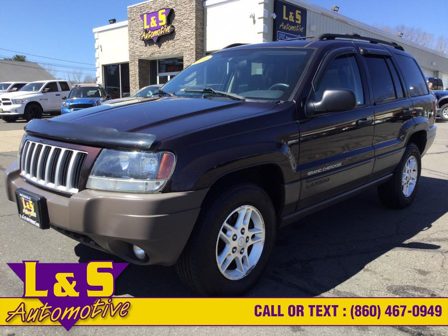 Used 2004 Jeep Grand Cherokee in Plantsville, Connecticut | L&S Automotive LLC. Plantsville, Connecticut
