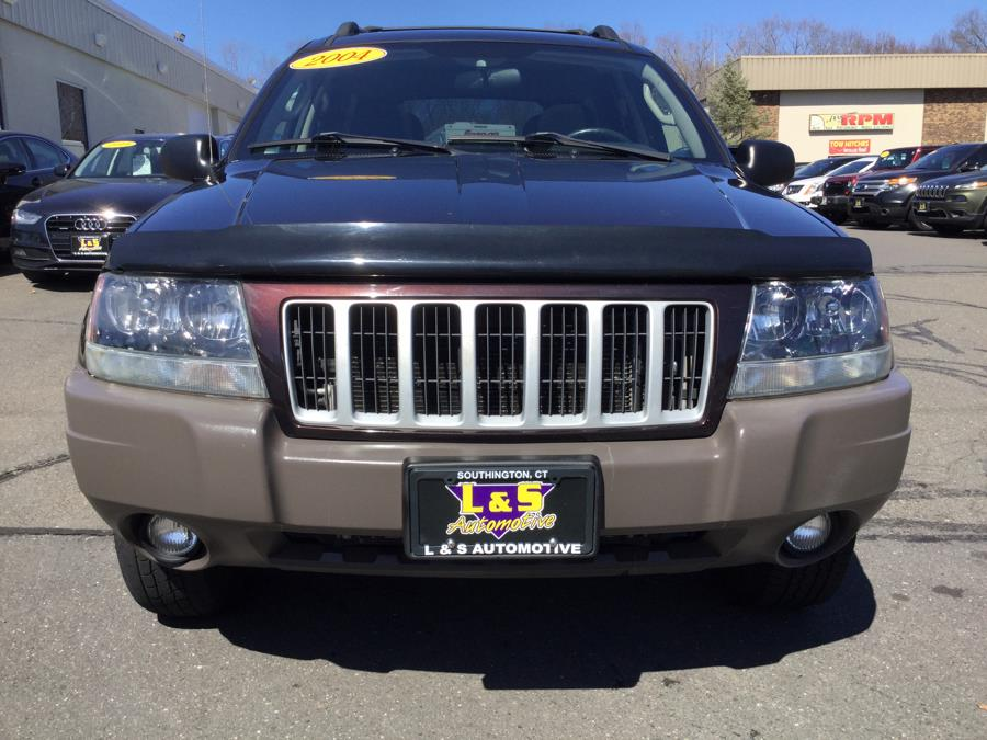 Used Jeep Grand Cherokee 4dr Laredo 4WD 2004 | L&S Automotive LLC. Plantsville, Connecticut