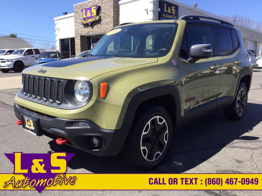 Used 2015 Jeep Renegade in Plantsville, Connecticut | L&S Automotive LLC. Plantsville, Connecticut