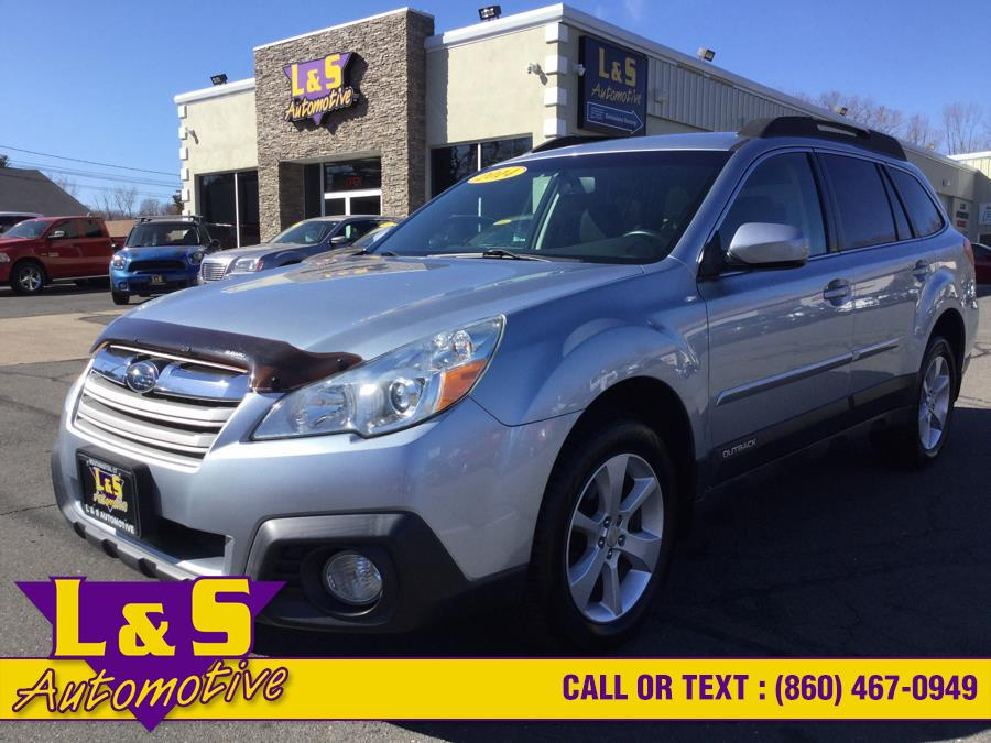 Used 2014 Subaru Outback in Plantsville, Connecticut | L&S Automotive LLC. Plantsville, Connecticut