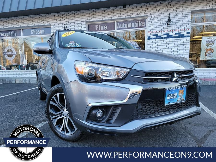 Used 2019 Mitsubishi Outlander Sport in Wappingers Falls, New York | Performance Motorcars Inc. Wappingers Falls, New York