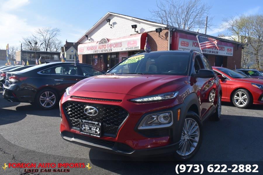 Used 2019 Hyundai Kona in Irvington, New Jersey | Foreign Auto Imports. Irvington, New Jersey