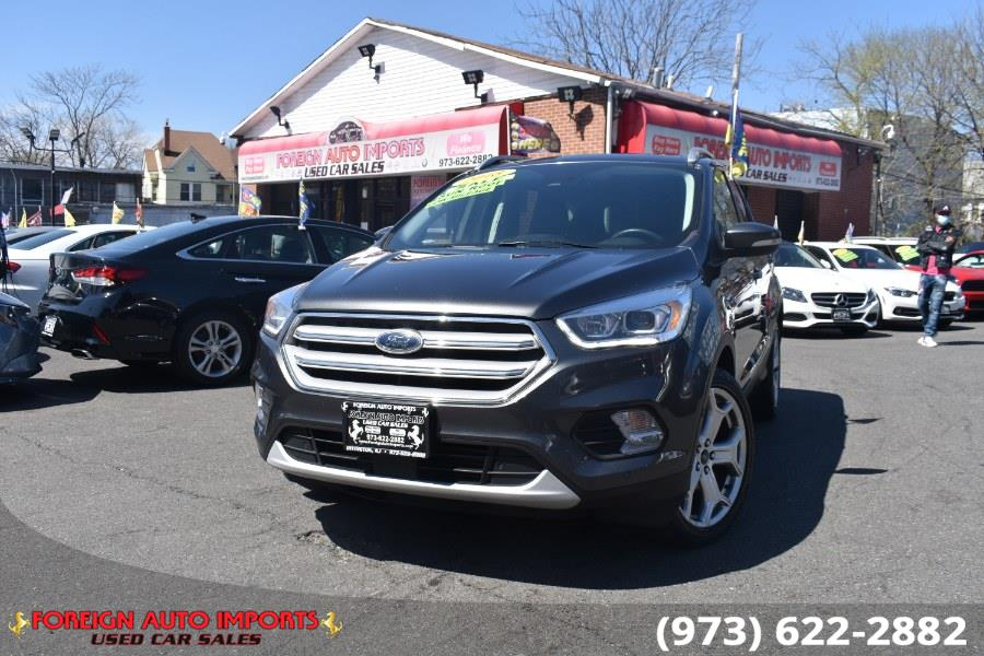 Used 2018 Ford Escape in Irvington, New Jersey | Foreign Auto Imports. Irvington, New Jersey