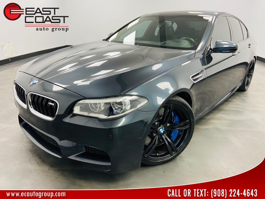 Used BMW M5 4dr Sdn 2014 | East Coast Auto Group. Linden, New Jersey