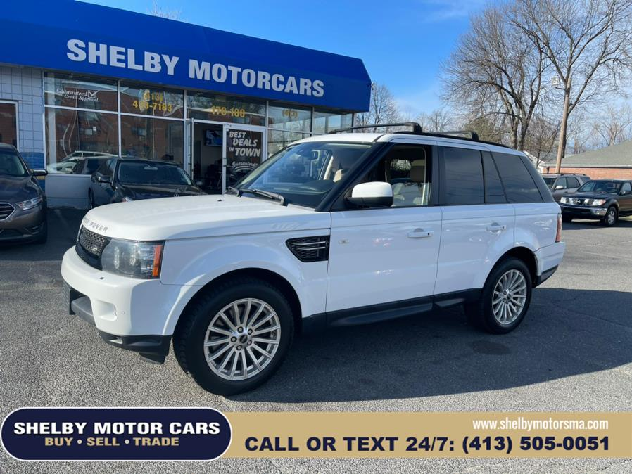 Used Land Rover Range Rover Sport 4WD 4dr HSE 2012 | Shelby Motor Cars . Springfield, Massachusetts