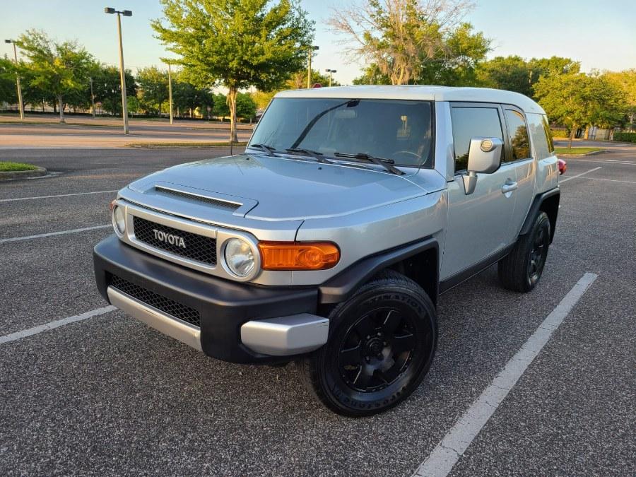 Used Toyota FJ Cruiser 4WD 4dr Auto (Natl) 2007 | Majestic Autos Inc.. Longwood, Florida
