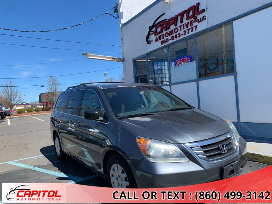 Used 2010 Honda Odyssey in Manchester, Connecticut | Capitol Automotive 2 LLC. Manchester, Connecticut