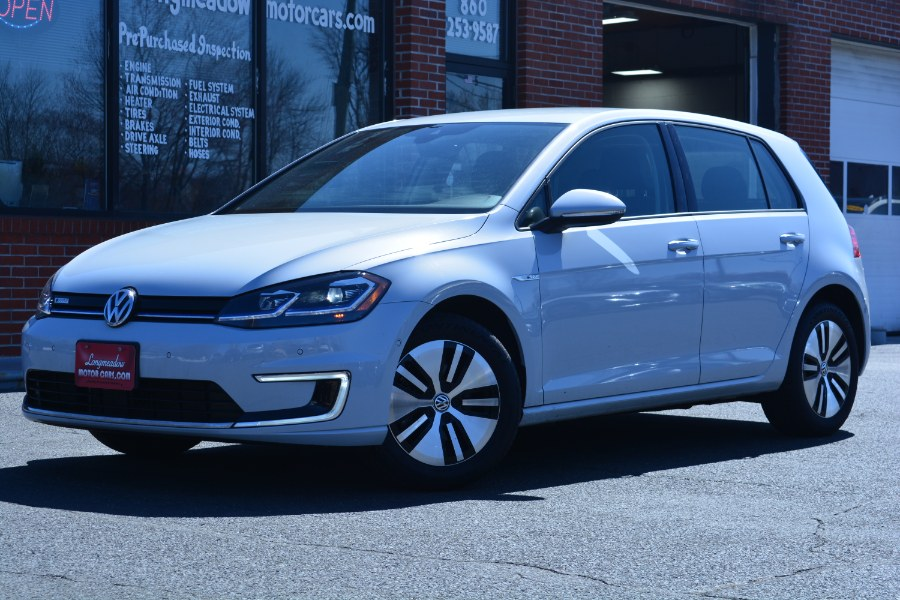 Used 2018 Volkswagen e-Golf in ENFIELD, Connecticut | Longmeadow Motor Cars. ENFIELD, Connecticut