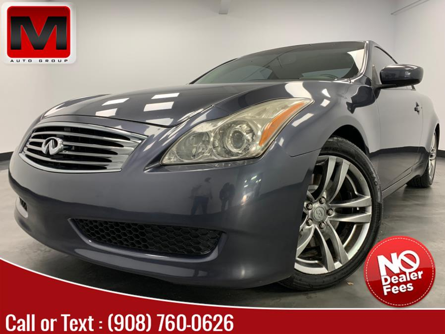 Used 2008 Infiniti G37 Coupe in Elizabeth, New Jersey | M Auto Group. Elizabeth, New Jersey
