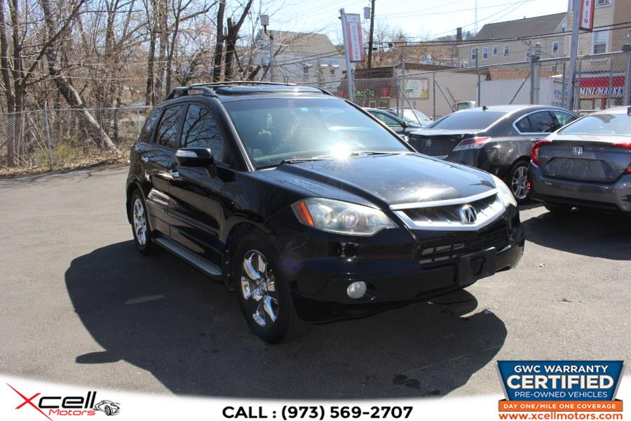 Used 2009 Acura RDX AWD in Paterson, New Jersey | Xcell Motors LLC. Paterson, New Jersey