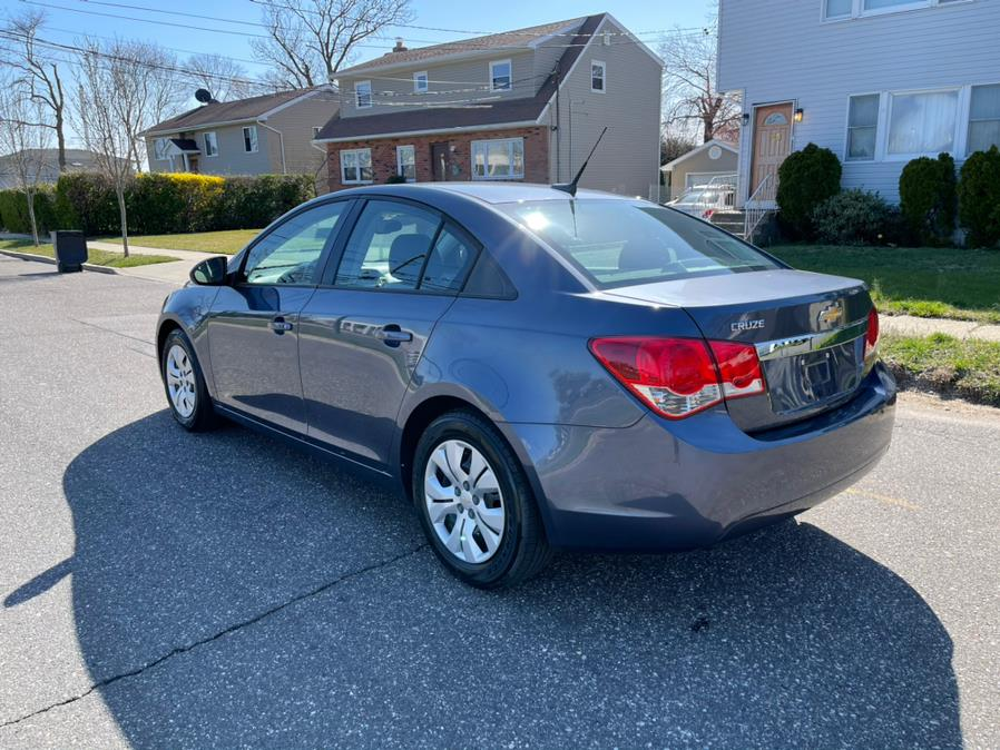 Used Chevrolet Cruze 4dr Sdn Auto LS 2014 | Great Deal Motors. Copiague, New York