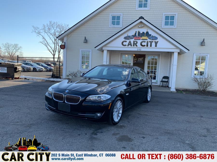 Used BMW 5 Series 4dr Sdn 535i xDrive AWD 2013   Car City LLC. East Windsor, Connecticut
