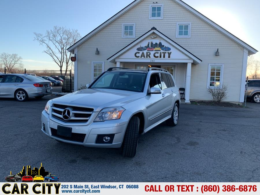 Used Mercedes-Benz GLK-Class 4MATIC 4dr GLK350 2012 | Car City LLC. East Windsor, Connecticut