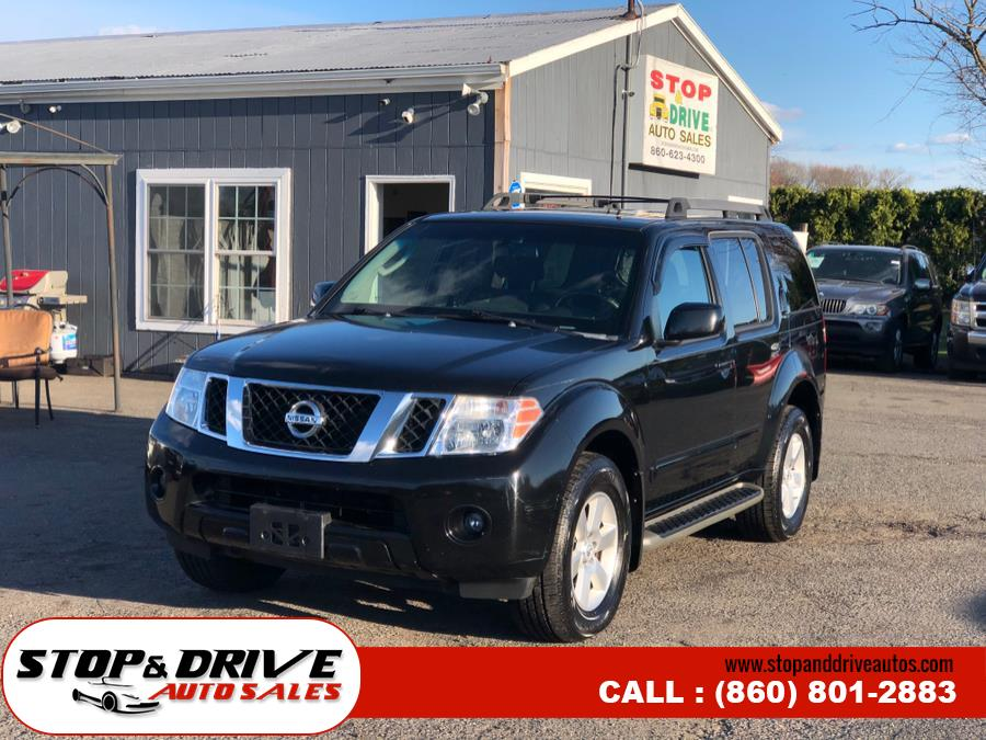 Used 2008 Nissan Pathfinder in East Windsor, Connecticut | Stop & Drive Auto Sales. East Windsor, Connecticut