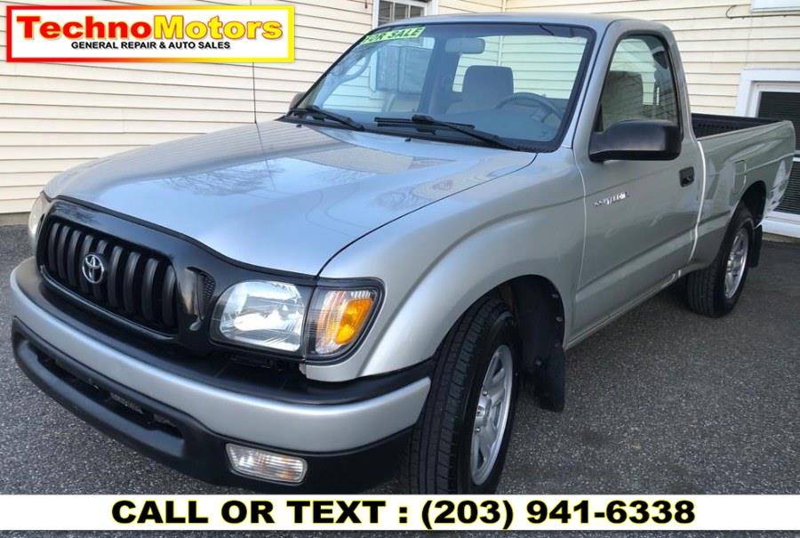 Used 2003 Toyota Tacoma in Danbury , Connecticut | Techno Motors . Danbury , Connecticut