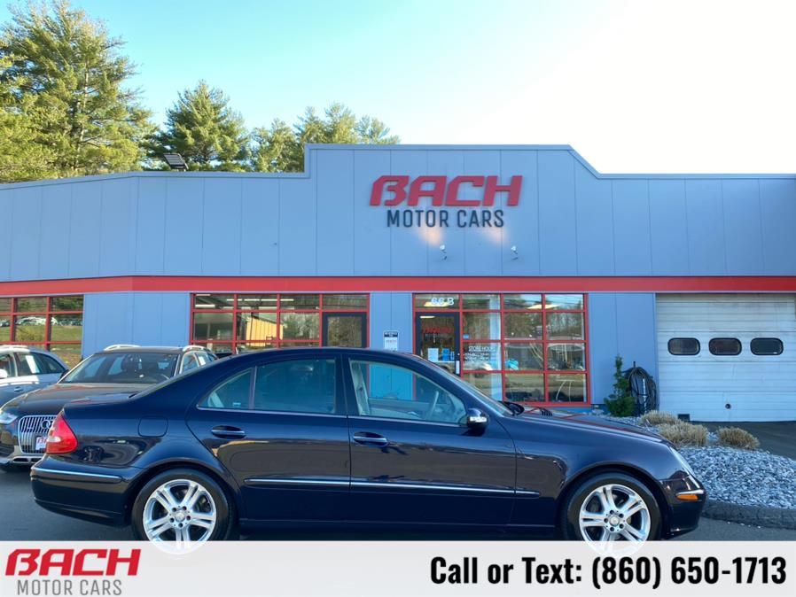 Used Mercedes-Benz E-Class 4dr Sdn 5.0L 2005 | Bach Motor Cars. Canton , Connecticut