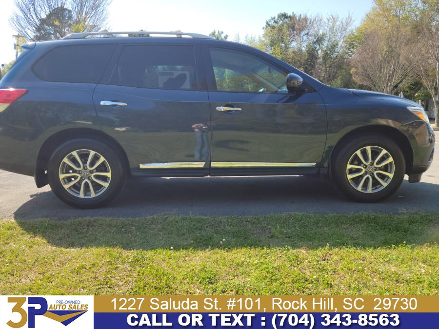 Used Nissan Pathfinder 4WD 4dr SL 2013 | 3 Points Auto Sales. Rock Hill, South Carolina