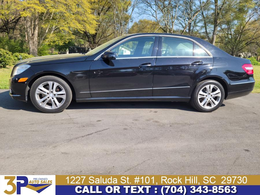 Used 2011 Mercedes-Benz E-Class in Rock Hill, South Carolina | 3 Points Auto Sales. Rock Hill, South Carolina