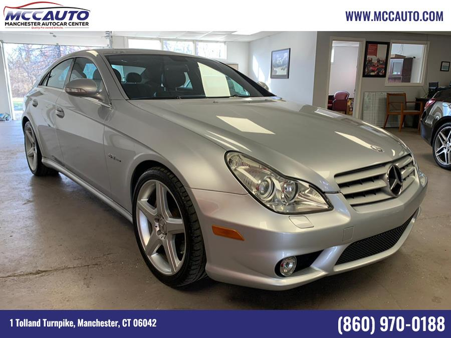 Used 2008 Mercedes-Benz CLS-Class in Manchester, Connecticut | Manchester Autocar Center. Manchester, Connecticut