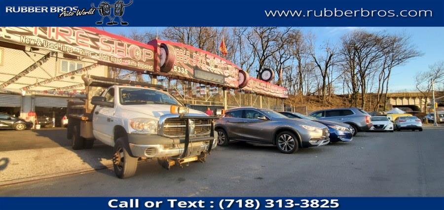 """Used Dodge Ram 3500 4WD Reg Cab 60"""" CA 143.5"""" WB 2007   Rubber Bros Auto World. Brooklyn, New York"""