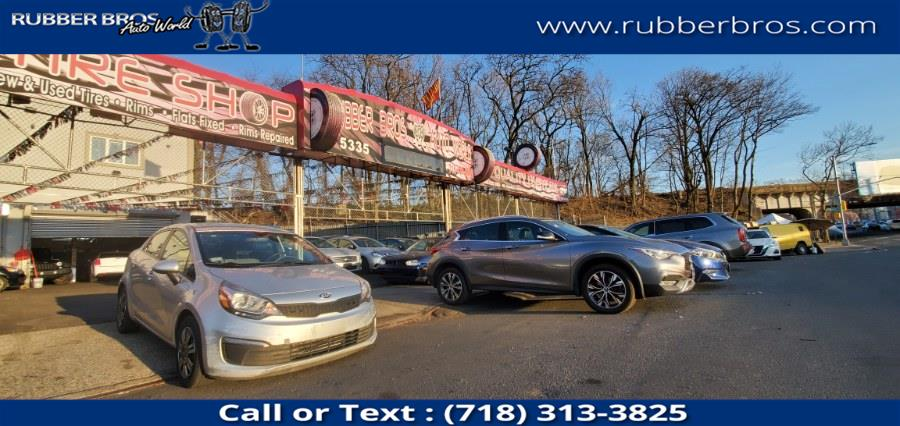 Used 2016 Kia Rio in Brooklyn, New York | Rubber Bros Auto World. Brooklyn, New York