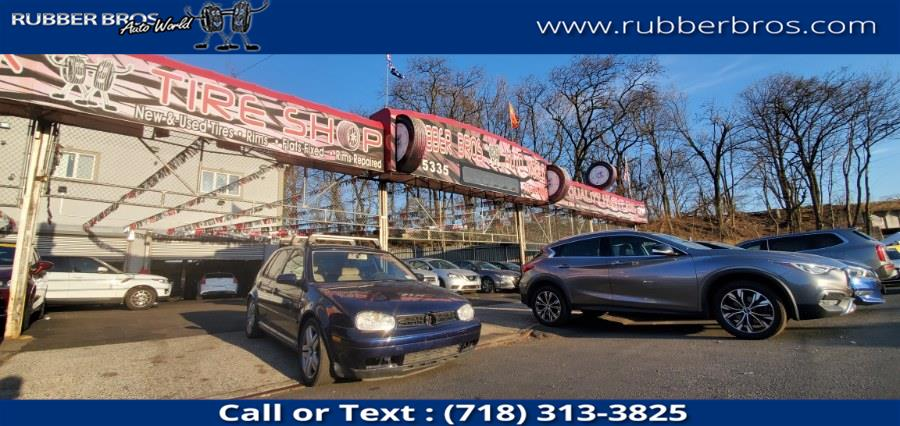 Used 2002 Volkswagen Golf in Brooklyn, New York | Rubber Bros Auto World. Brooklyn, New York