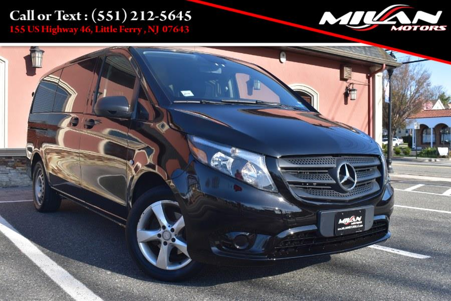 "Used Mercedes-Benz Metris Passenger Van Standard Roof 126"" Wheelbase 2017   Milan Motors. Little Ferry , New Jersey"