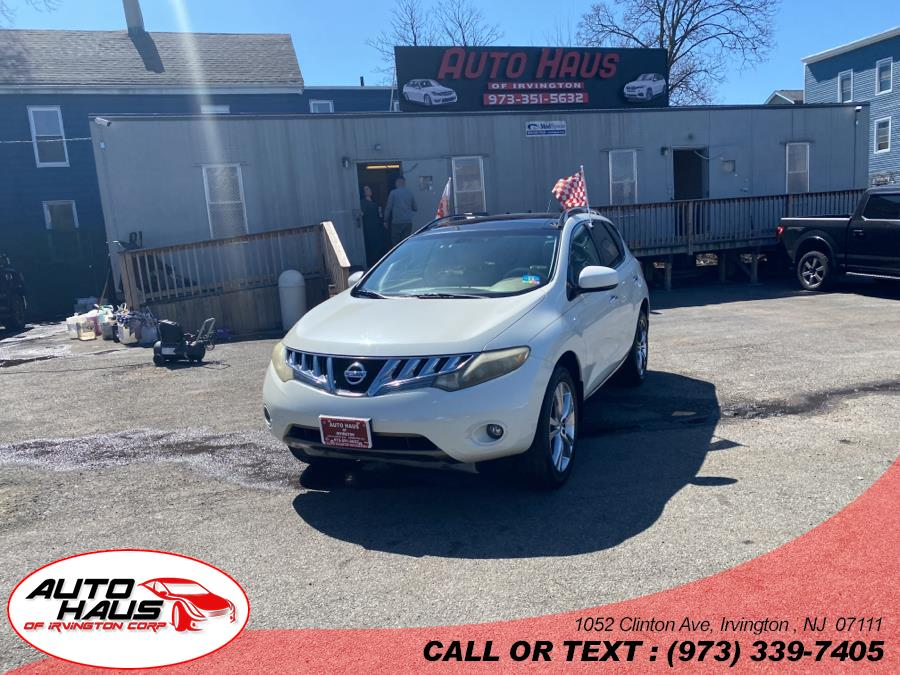 Used 2009 Nissan Murano in Irvington , New Jersey | Auto Haus of Irvington Corp. Irvington , New Jersey