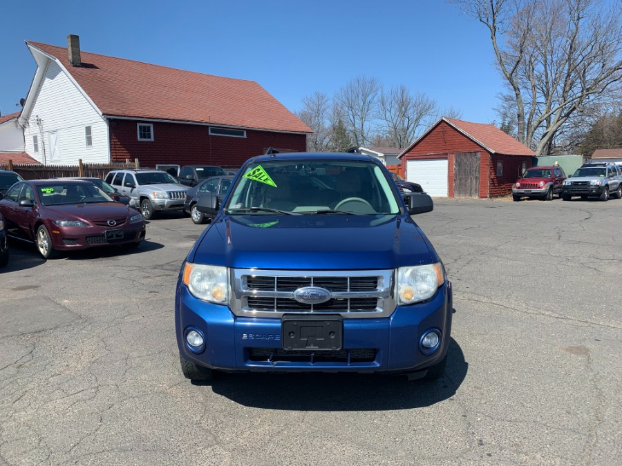 Used Ford Escape 4WD 4dr V6 Auto XLT 2008 | CT Car Co LLC. East Windsor, Connecticut