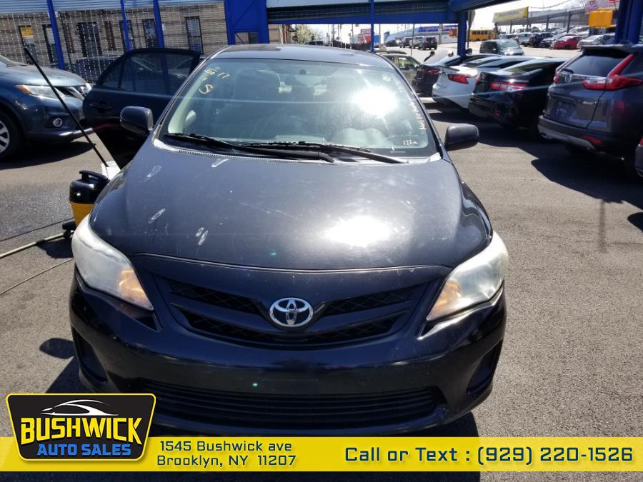 Used 2011 Toyota Corolla in Brooklyn, New York | Bushwick Auto Sales LLC. Brooklyn, New York