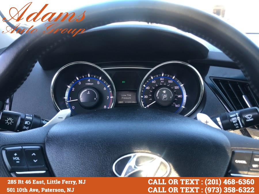 Used Hyundai Sonata 4dr Sdn 2.0T Auto Limited 2013 | Adams Auto Group . Little Ferry , New Jersey