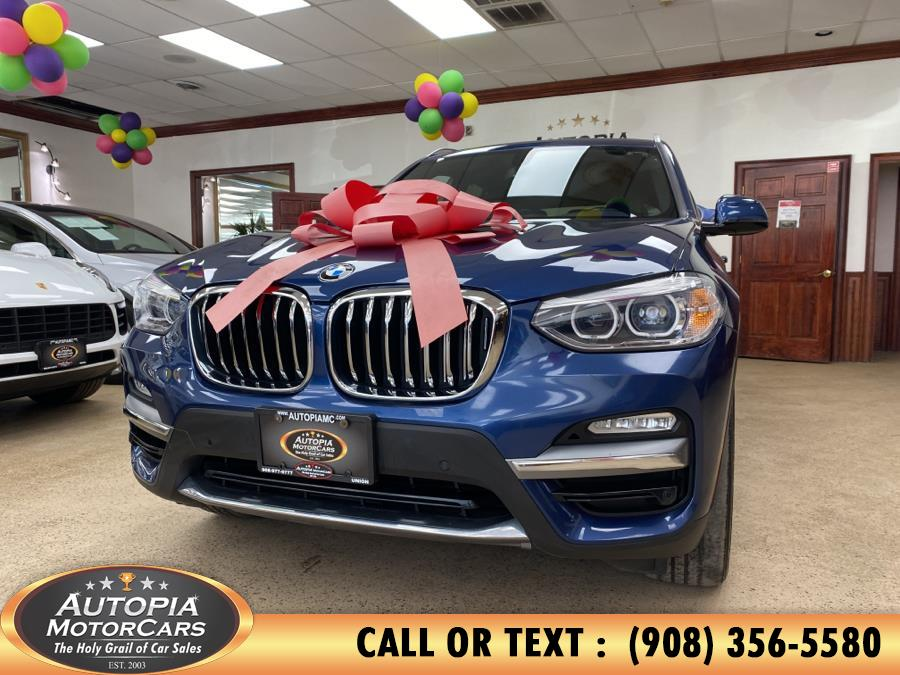 Used BMW X3 xDrive30i Sports Activity Vehicle 2018 | Autopia Motorcars Inc. Union, New Jersey