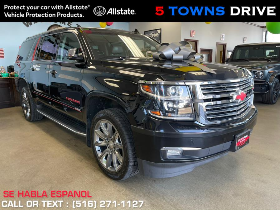 Used Chevrolet Suburban 4WD 4dr 1500 Premier 2017   5 Towns Drive. Inwood, New York