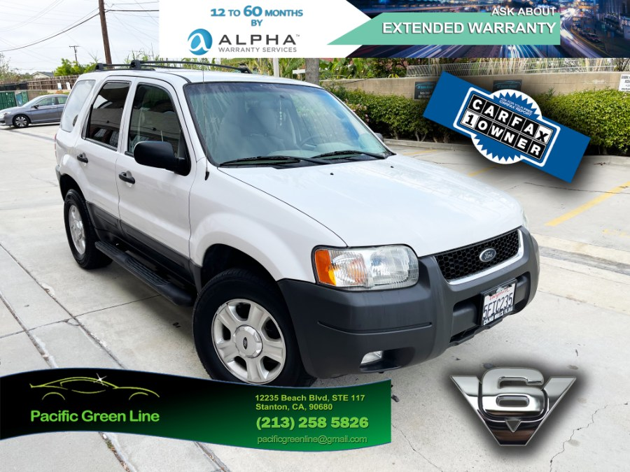 """Used Ford Escape 4dr 103"""" WB XLT 2004 