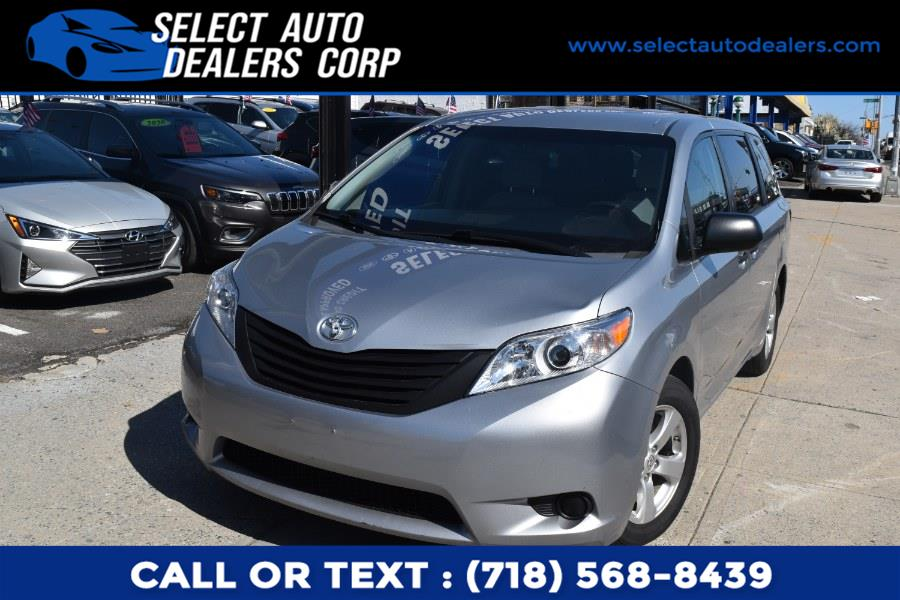Used Toyota Sienna L FWD 7-Passenger (Natl) 2017 | Select Auto Dealers Corp. Brooklyn, New York
