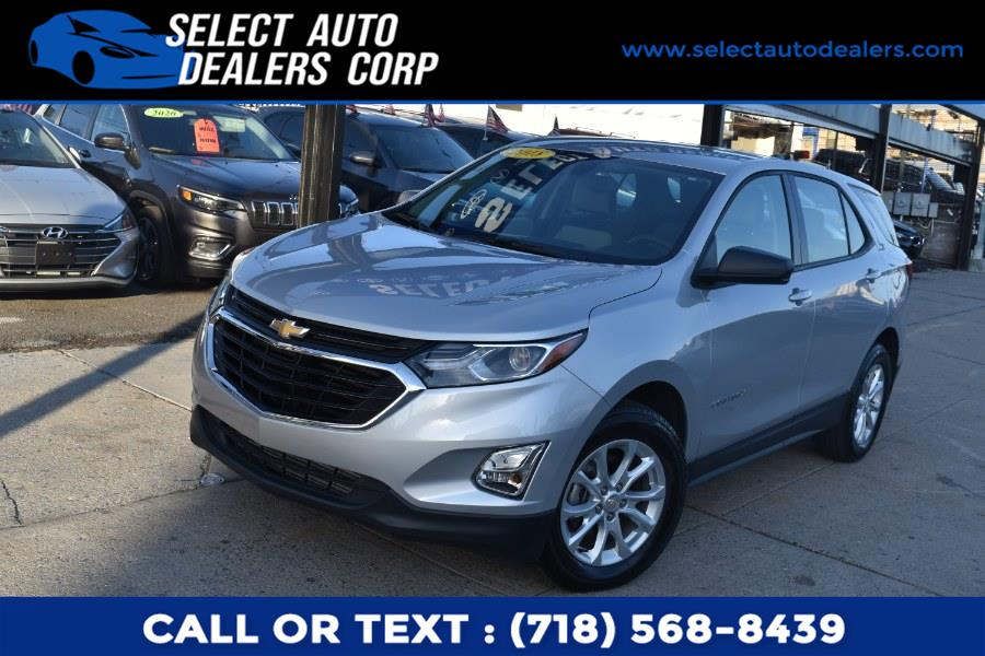 Used Chevrolet Equinox AWD 4dr LS w/1LS 2019   Select Auto Dealers Corp. Brooklyn, New York