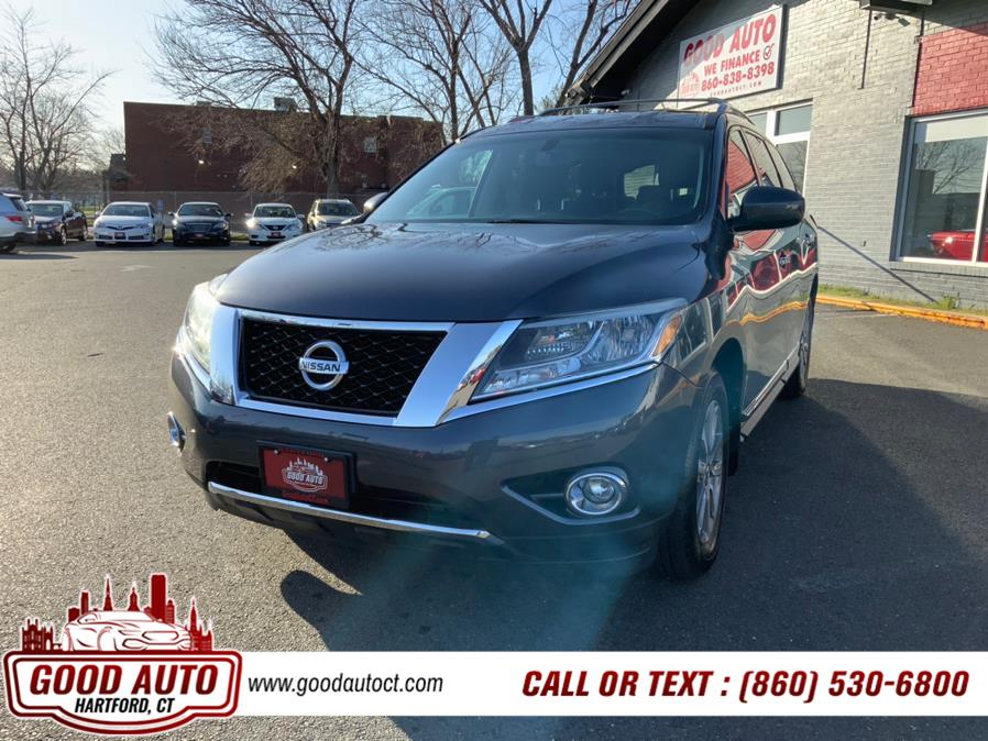 Used Nissan Pathfinder 4WD 4dr S 2014 | Good Auto LLC. Hartford, Connecticut