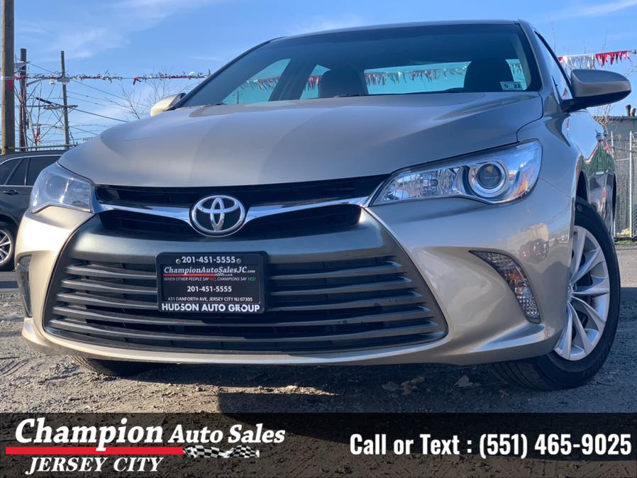 Used Toyota Camry LE Automatic (Natl) 2017 | Champion Auto Sales of JC. Jersey City, New Jersey
